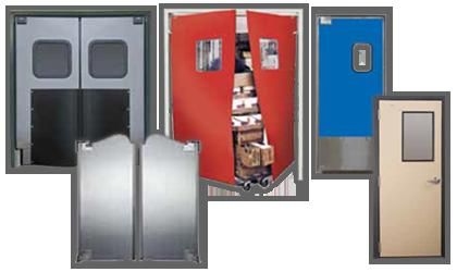 Solutions doors s a de c v for Puertas de vaiven para cocina